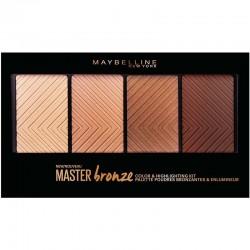 Master Bronze Palette Poudres Bronzantes & Enlumineur - Maybelline