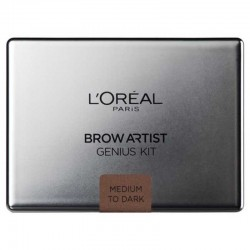 Brow Artist Genius Kit - Medium à Foncé - L'Oréal