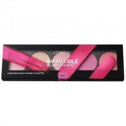 La Palette Blush Paint Infaillible - Les Roses