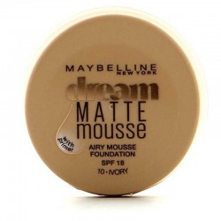 Dream Matte Mousse - 10 Ivoire