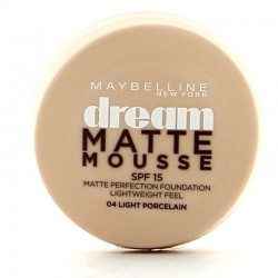 Dream Matte Mousse - 04 porcelaine clair