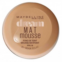 Dream Matte Mousse - 20 beige éclat