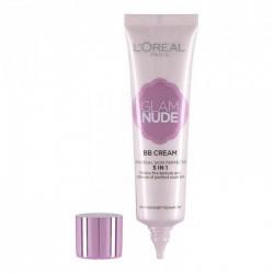 Glam Nude BB Cream 5 en 1- Médium - L'Oréal Paris