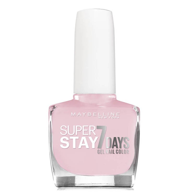Vernis à ongles Superstay 7 Days - 113 Barely Sheer - Maybelline New York