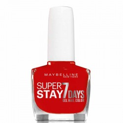 Superstay 7 jours - 505 Forever Red - Gemey Maybelline