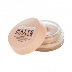 Dream Matte Mousse -16 vanille