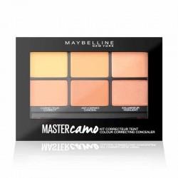Palette kit Correcteur de Teint Master Camo - 02 Médium - Maybelline