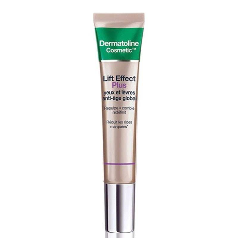 Soin yeux et lèvres anti-âge global - Dermatoline Cosmetic