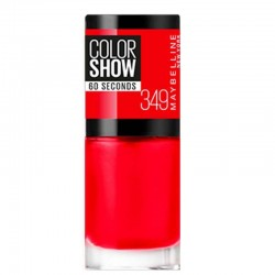 Color Show 60 secondes - 349 Power Red