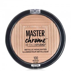 Master Chrome Metallic -100 Gold