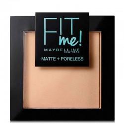 Fit Me Matte+Poreless Poudre Compacte -130 Beige chamois