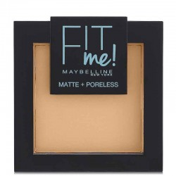 Poudre Fit Me Matte+Poreless - 220 Natural Beige