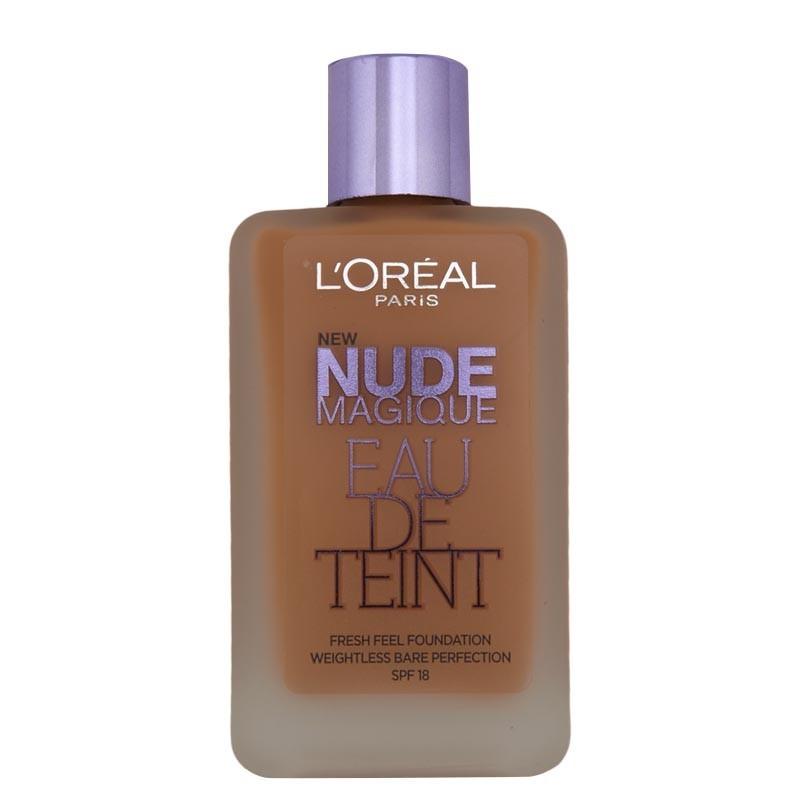 Eau de Teint Nude Magique - 220 Sable Doré - L'Oréal Paris