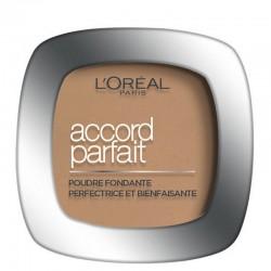 Poudre Compacte Accord Parfait - 5.D Sable Doré - L'oréal Paris