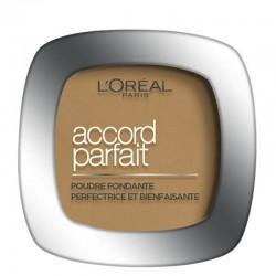 Poudre Compacte Accord Parfait - 6.5.D Caramel Doré
