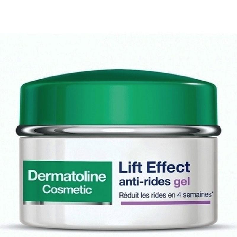 Lift Effct - Anti-Rides Gel Jour- Dermatoline Cosmetic