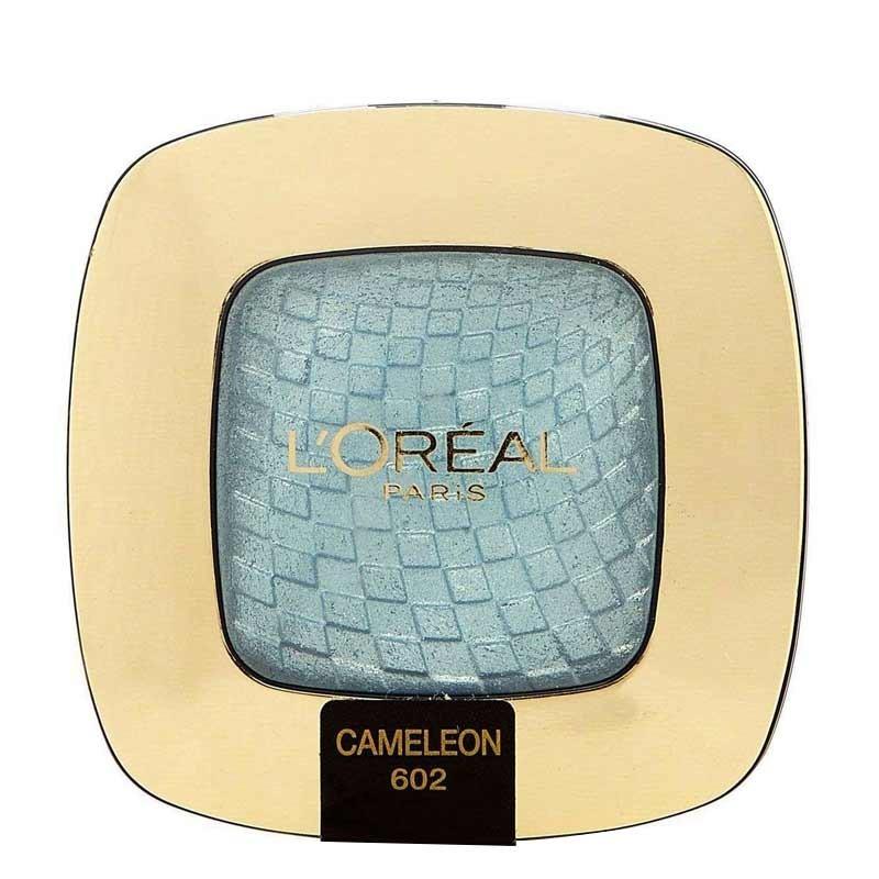 Ombre Pure Color Riche - 602 Plume de Paon - L'Oréal