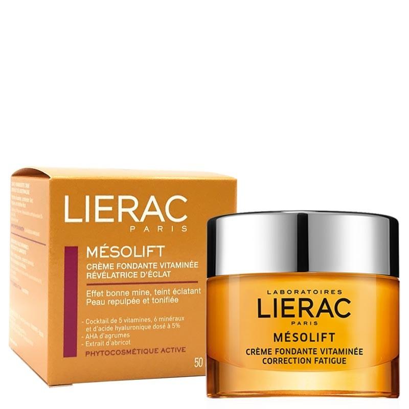 Mésolift crème fondante vitaminée - Lierac