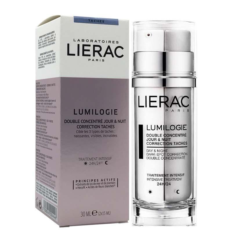 Lumilogie - Correction Taches jour et nuit - Lierac
