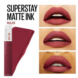 SuperStay Matte Ink - 80 Ruler - Maybelline New York