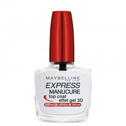 Express Manucure - Top Coat Effet Gel 3D