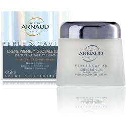 Crème Premium Globale Jour - Perle  & Caviar - Institut Arnaud