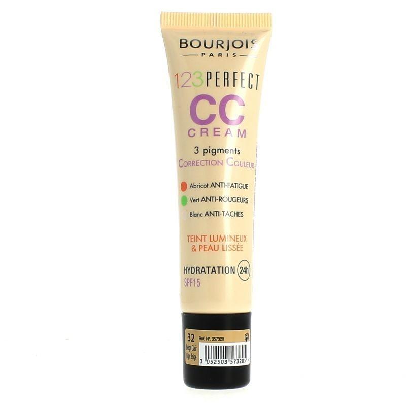 1.2.3 Perfect CC Cream - 32 Beige Clair - Bourjois