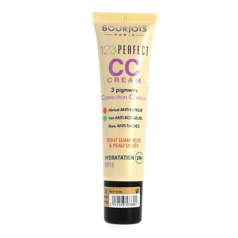 1.2.3 Perfect CC Cream - 33 Beige Rosé