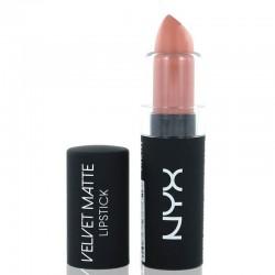 Rouge à lèvres Nyx Matte Velvet - 02 Beach Casual
