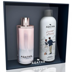 AGATHA Coffret L'Amour à Paris
