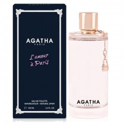 AGATHA L'amour à Paris