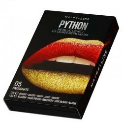 05 Passionate - Python Kit Duo lèvres Métalliques