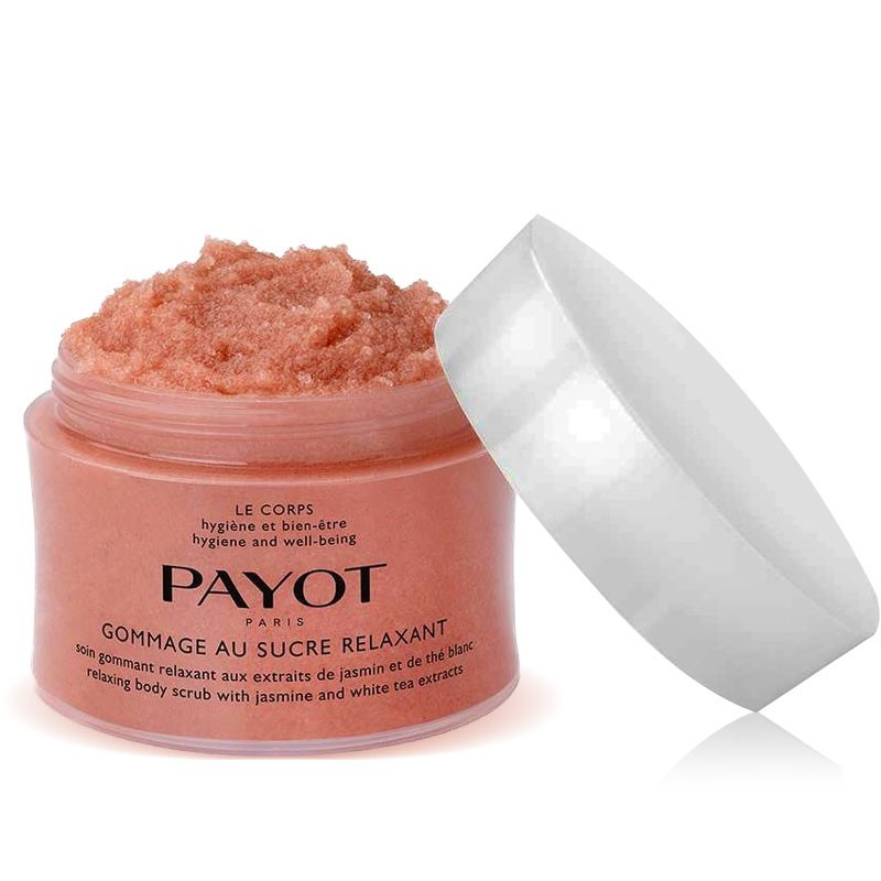 Gommage au Sucre Relaxant Corps 200ml - Payot