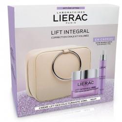 Coffret Lierac Lift Integral  - Crème Lift Restructurante Nuit + Soin Regard
