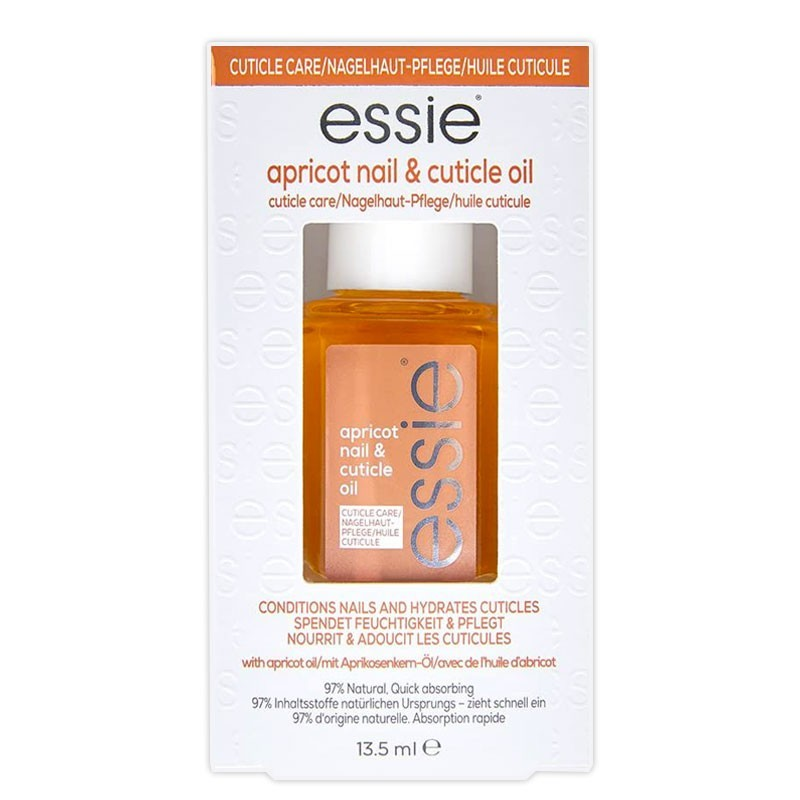 Essie Apricot - huile Ongles & Cuticules