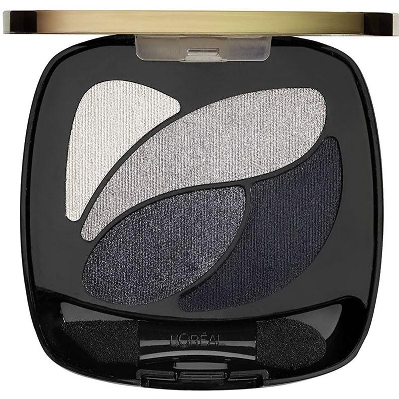 Palette Ombre à Paupières SMOKY Color Riche - E5 Velours Noir - L'Oréal