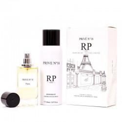 RP Parfums PRIVÉ N°16 -Coffret Eau de Parfum 50ml + Déodorant 150ml