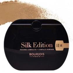 Poudre Compacte Silk Edition - 56 Hâlé - Bourjois