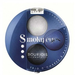 Smoky Eyes Trio - 15 Bleu Nuit Bourjois