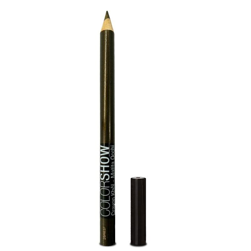 Crayon Khol Color Show - 110 Black Gold - Maybelline