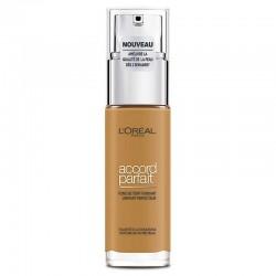 Fond de Teint Fluide Accord Parfait - Soleil 5.5N - L'Oréal
