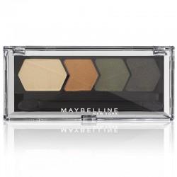 Palette EyeStudio Silk Quad Glam - 22 Bronze - Maybelline