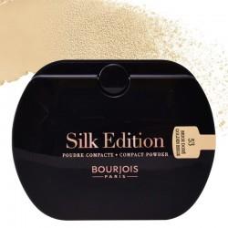 Poudre Compacte Silk Edition - BOURJOIS - 53 Beige Doré