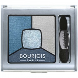 Palette SMOKY STORIES - 11 E-Blue-Issant - Bourjois