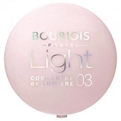 Light concentré de lumière 03 - Boîte Ronde Fard à...