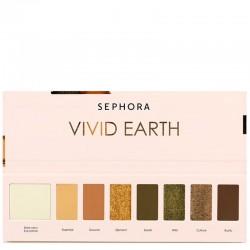 Vivid Earth Palette yeux Fards à Paupières - Sephora - Wild Nature