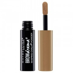 Poudre à sourcils Brow drama Shaping Chalk Maybelline