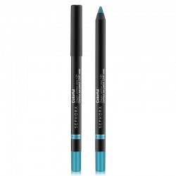 Crayon  Yeux Waterproof - 50 Peacock Blue - Nacré - Turquoise - Sephora Collection