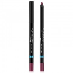 Crayon Yeux Waterproof - 52 Aloha Mat - Pourpre - Sephora Collection