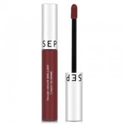Cream Lip Shine - 07 Carmine Elixir - Sephora Collection